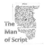 Man of script