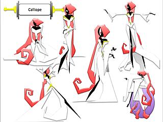 Study calliope