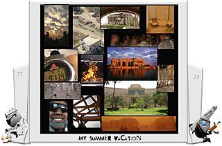 Phreds summer vacation